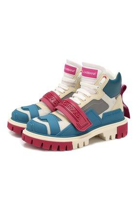Комбинированные ботинки Trekking | Фото №1