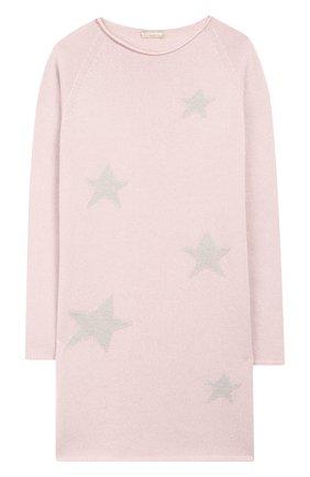 Детское платье KUXO розового цвета, арт. V728-Y504/14A-16A | Фото 1