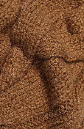 Шарф из шерсти викуньи | Фото №2