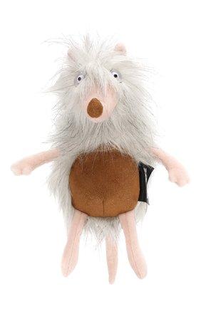 Детского коллекционная игрушка хулиган SIGIKID белого цвета, арт. 39165 | Фото 1