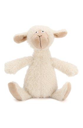 Детского игрушка овечка SIGIKID белого цвета, арт. 38875 | Фото 1