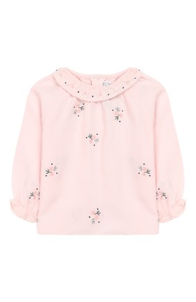 Детский блузка TARTINE ET CHOCOLAT светло-розового цвета, арт. TP12031/1M-1A | Фото 1