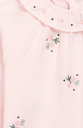 Детский блузка TARTINE ET CHOCOLAT светло-розового цвета, арт. TP12031/1M-1A | Фото 3