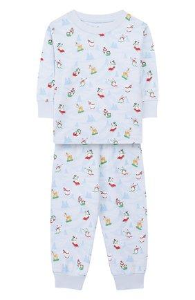 Хлопковая пижама | Фото №1