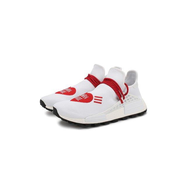 Текстильные кроссовки HU NMD Human Made adidas Originals by Pharrell Williams — Текстильные кроссовки HU NMD Human Made