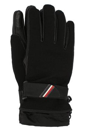 Утепленные перчатки 3 Moncler Grenoble | Фото №1