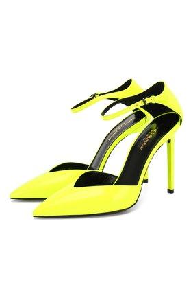 Кожаные туфли Anja   Фото №1