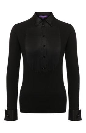 Шелковая блузка | Фото №1