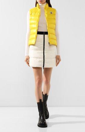 Пуховая юбка | Фото №2