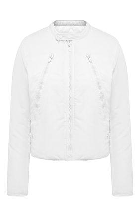 Женская куртка MM6 белого цвета, арт. S62AN0013/S47849 | Фото 1