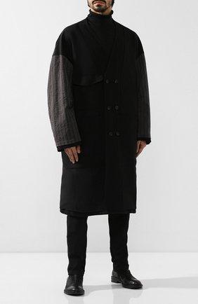Двустороннее пальто | Фото №2
