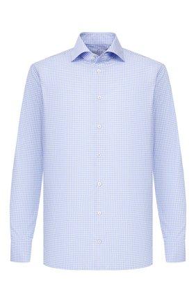Мужская хлопковая сорочка VAN LAACK голубого цвета, арт. RIVARA-TFN/151504 | Фото 1