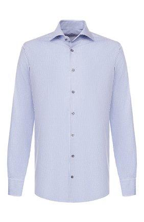 Мужская хлопковая сорочка VAN LAACK синего цвета, арт. RIVARA-SF/151011 | Фото 1