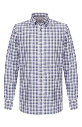 Мужская хлопковая рубашка VAN LAACK синего цвета, арт. R0Y-SF16/156260   Фото 1