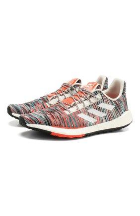 Мужские текстильные кроссовки adidas x missoni pulseboost ADIDAS разноцветного цвета, арт. EF7541/M | Фото 1