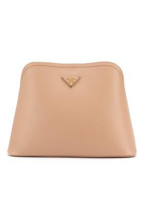 Женская сумка matinée PRADA бежевого цвета, арт. 1BA251-2ERX-F0UDW-OOO | Фото 1