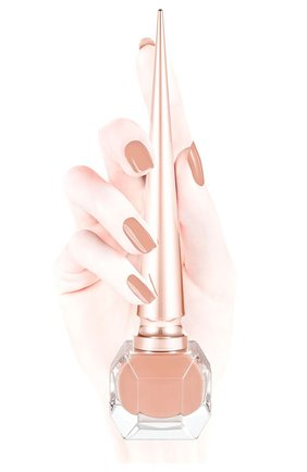 Женский лак для ногтей the nudes, оттенок tutulle CHRISTIAN LOUBOUTIN бесцветного цвета, арт. 810413020027 | Фото 2