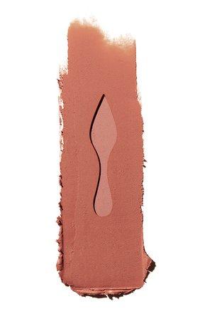 Матовая помада для губ velvet matte, оттенок just nothing CHRISTIAN LOUBOUTIN бесцветного цвета, арт. 810413021314 | Фото 2