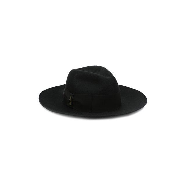 Кашемировая шляпа Borsalino