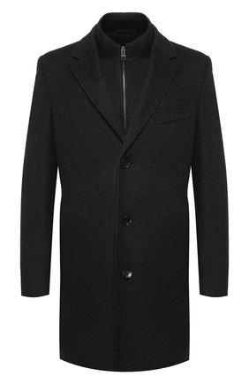 Комплект из пальто и куртки | Фото №1