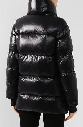 Женский стеганый пуховик SAM черного цвета, арт. XW9115NDA | Фото 4
