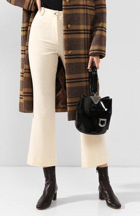 Женская сумка josh DANSE LENTE черного цвета, арт. J0SH/BLACK/METAL | Фото 2