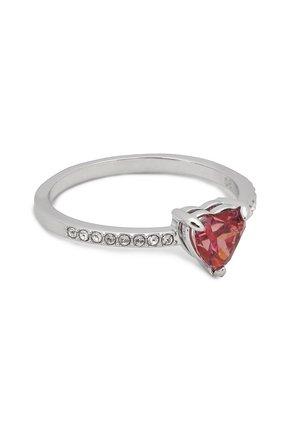 Женское кольцо one heart SWAROVSKI серебряного цвета, арт. 5474943 | Фото 1