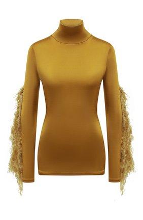 Женская водолазка PROENZA SCHOULER желтого цвета, арт. R1944004-JY050 | Фото 1