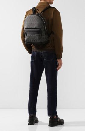 Мужской рюкзак SALVATORE FERRAGAMO черного цвета, арт. Z-0716629 | Фото 2