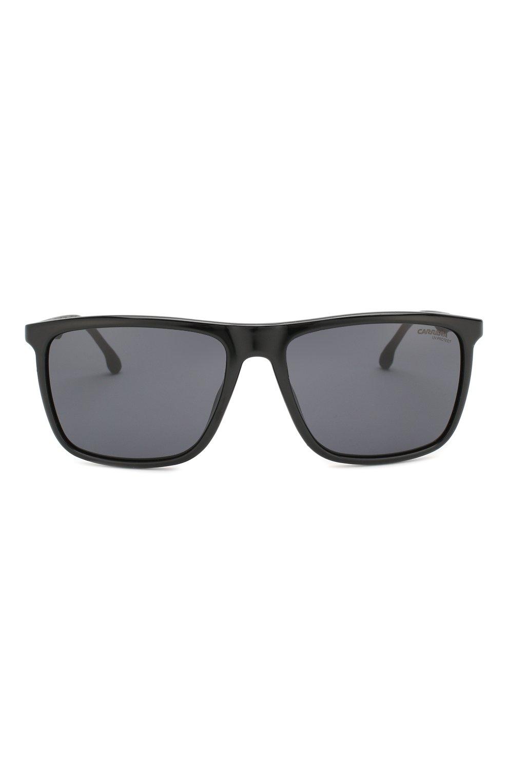 Мужские солнцезащитные очки CARRERA черного цвета, арт. CARRERA 8032 807 | Фото 3