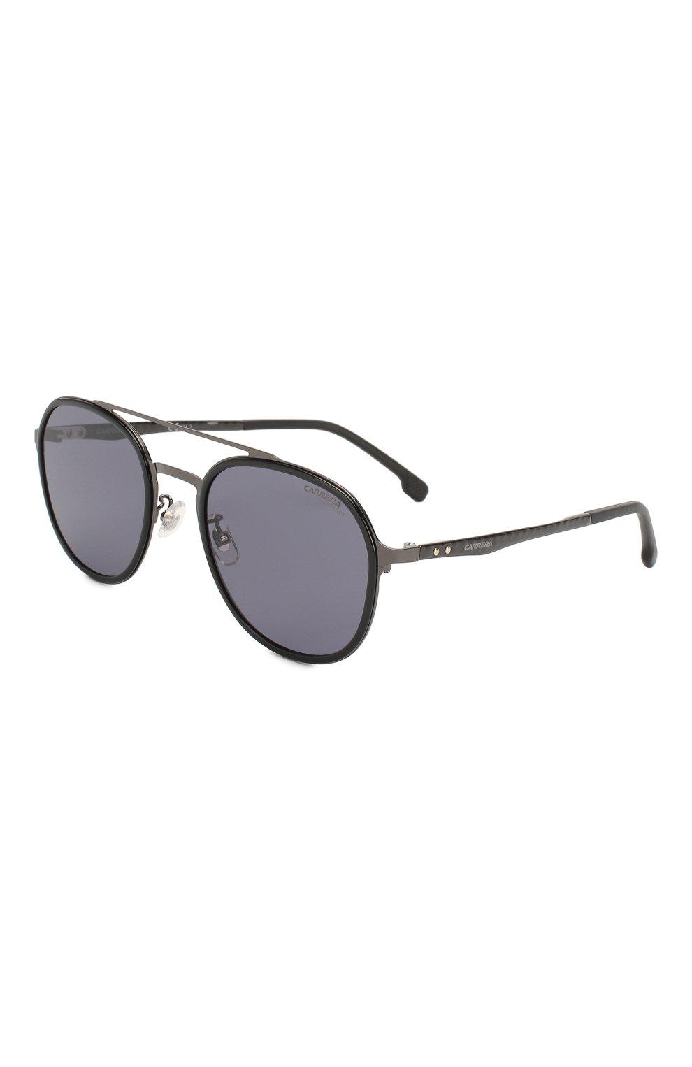 Женские солнцезащитные очки CARRERA темно-серого цвета, арт. CARRERA 8033/G V81 | Фото 1