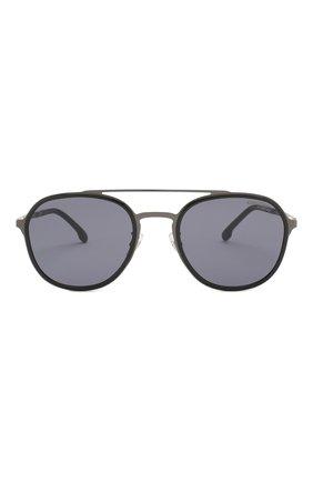 Женские солнцезащитные очки CARRERA темно-серого цвета, арт. CARRERA 8033/G V81 | Фото 4