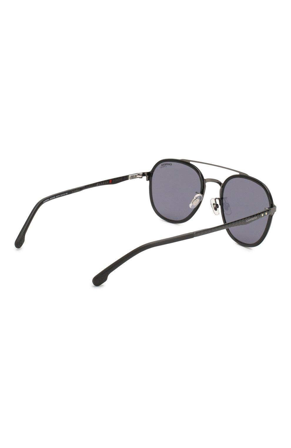 Женские солнцезащитные очки CARRERA темно-серого цвета, арт. CARRERA 8033/G V81 | Фото 5
