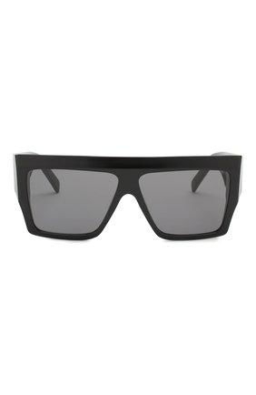 Женские солнцезащитные очки CELINE EYEWEAR черного цвета, арт. CL40092I 01A | Фото 3