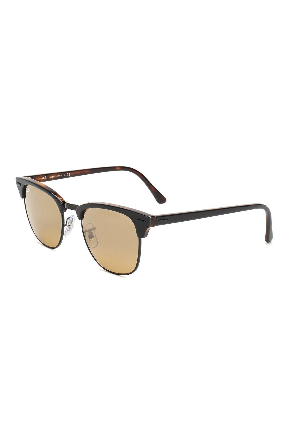 Женские солнцезащитные очки RAY-BAN коричневого цвета, арт. 3016-12773K | Фото 1