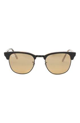 Женские солнцезащитные очки RAY-BAN коричневого цвета, арт. 3016-12773K | Фото 4