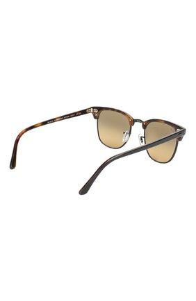 Женские солнцезащитные очки RAY-BAN коричневого цвета, арт. 3016-12773K | Фото 5