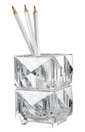 Мужского стакан для карандашей louxor BACCARAT прозрачного цвета, арт. 2 813 157 | Фото 1