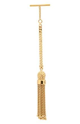 Женская подвеска для очков lynn CHLOÉ золотого цвета, арт. CHC17AF001CB79DA   Фото 2