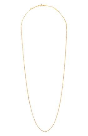 Женское цепь CHLOÉ золотого цвета, арт. CHC19WF002CB79DA | Фото 1