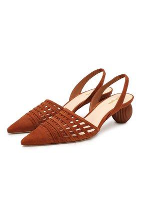 Замшевые туфли Keri | Фото №1