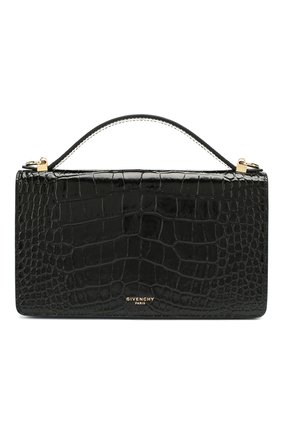 Женская сумка gv3 GIVENCHY черного цвета, арт. BB607KB0LK | Фото 1