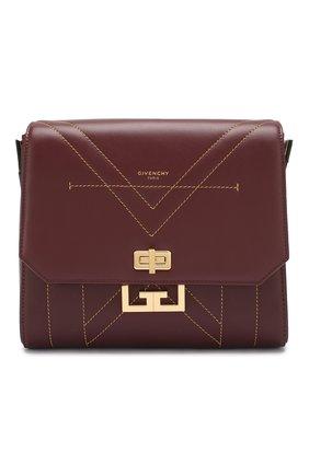 Женская сумка eden medium GIVENCHY фиолетового цвета, арт. BB50ARB0QK | Фото 1