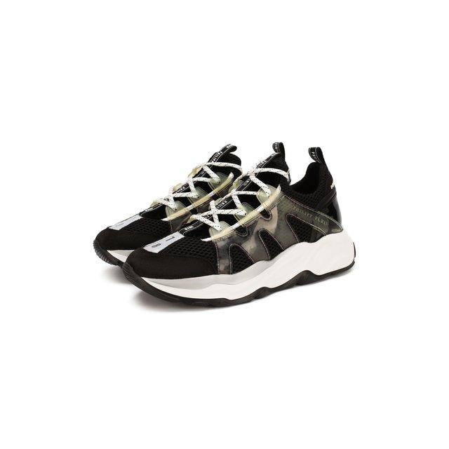 Комбинированные кроссовки Philipp Plein — Комбинированные кроссовки