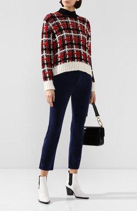 Женские джинсы FRAME DENIM синего цвета, арт. LHSTV570 | Фото 2