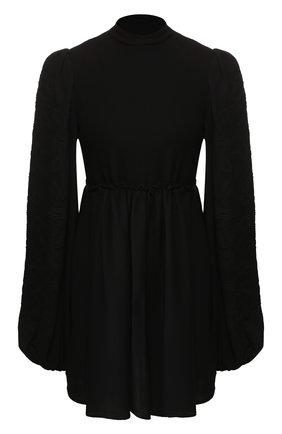 Платье из смеси вискозы и шерсти | Фото №1