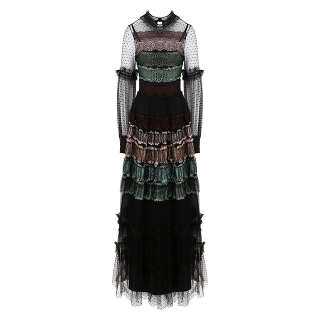 Платье-макси Wandering