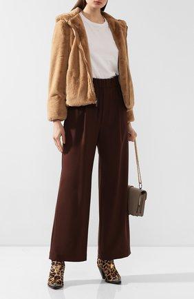 Женская куртка VINCE бежевого цвета, арт. V604991172 | Фото 2