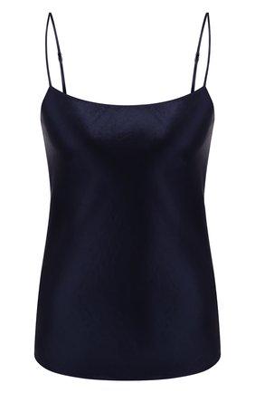 Женская топ VINCE темно-синего цвета, арт. VR68512111 | Фото 1