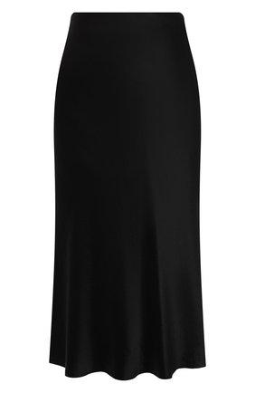 Женская юбка VINCE черного цвета, арт. VR68530354 | Фото 1